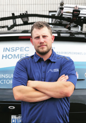 Jamie Lusted Home Inspector